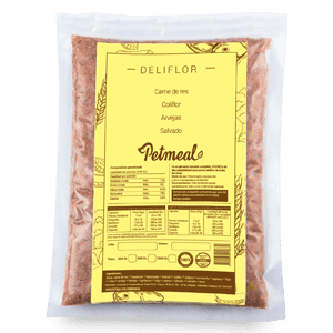 Petmeal dieta especializada para perros